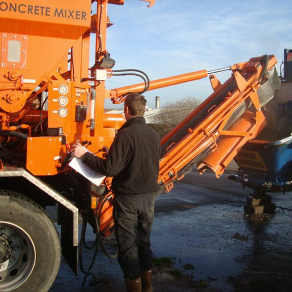 Ribble Valley Concrete Safety